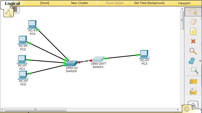 port-security su switch 2960